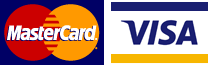 Visa and MasterCard payment methods