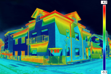 Thermal inspection professional services